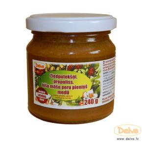 Bišu pūrs - dabīgs imunitātes stiprinātājs