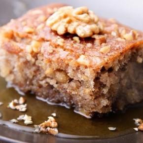 Grieķu medus kūka